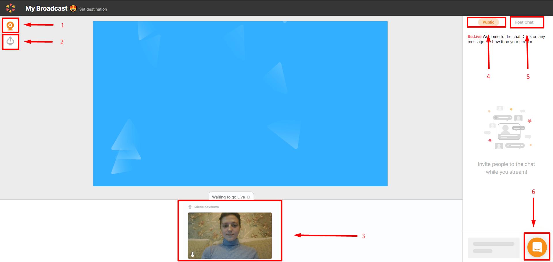 Guest Screen Components
