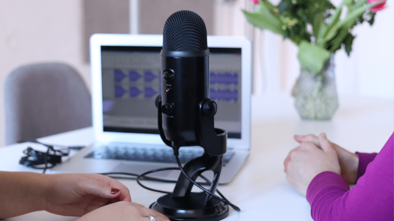 How To Make Your Stream Look Professional microphone