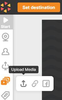 Upload videos belive