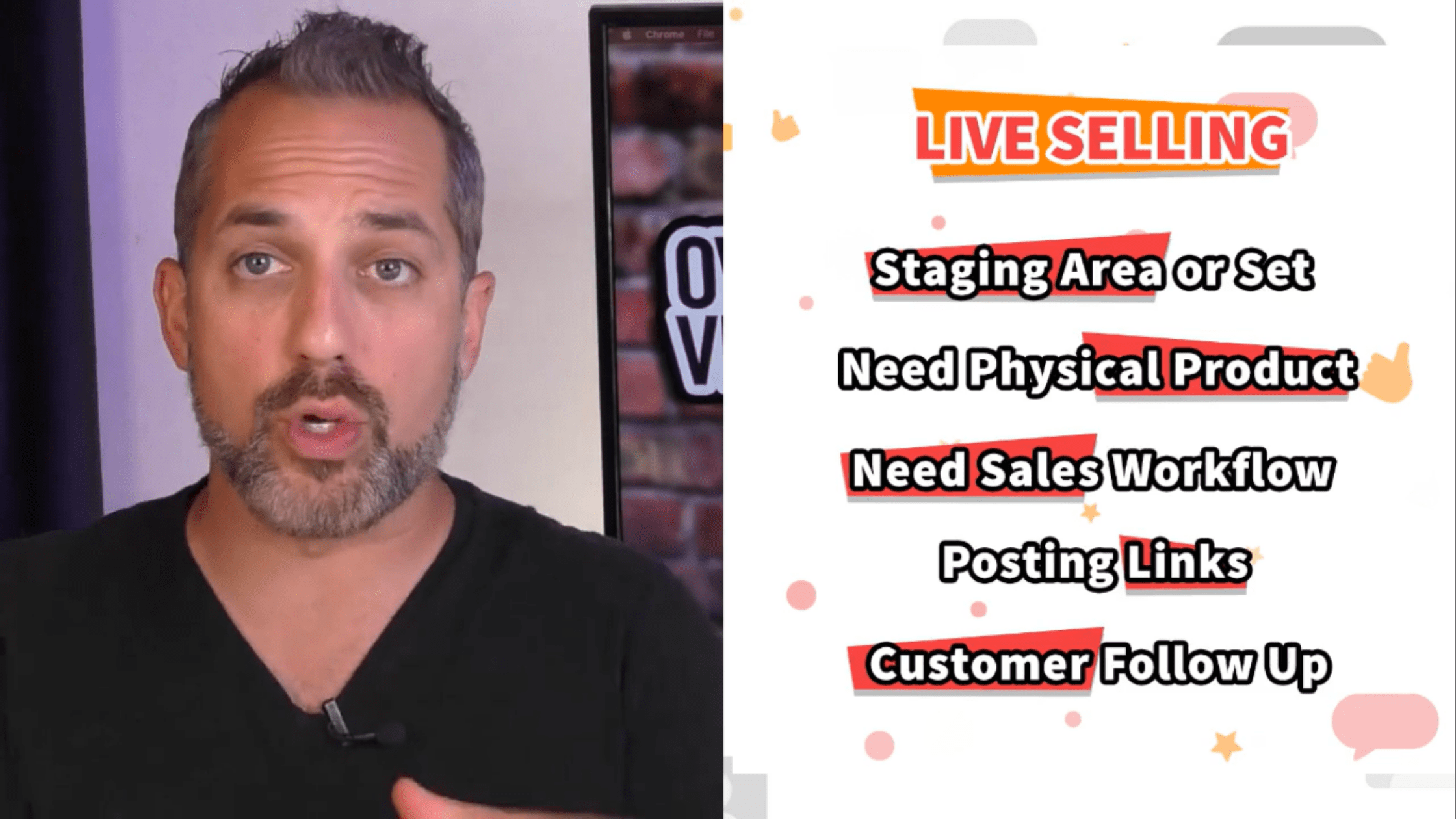 live-show-types-business-marketing-plans-live-selling-belive-weekly