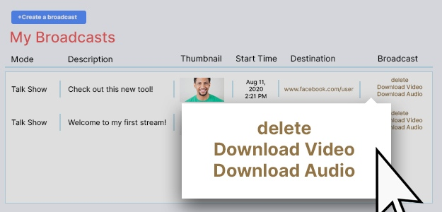 download-belive-video