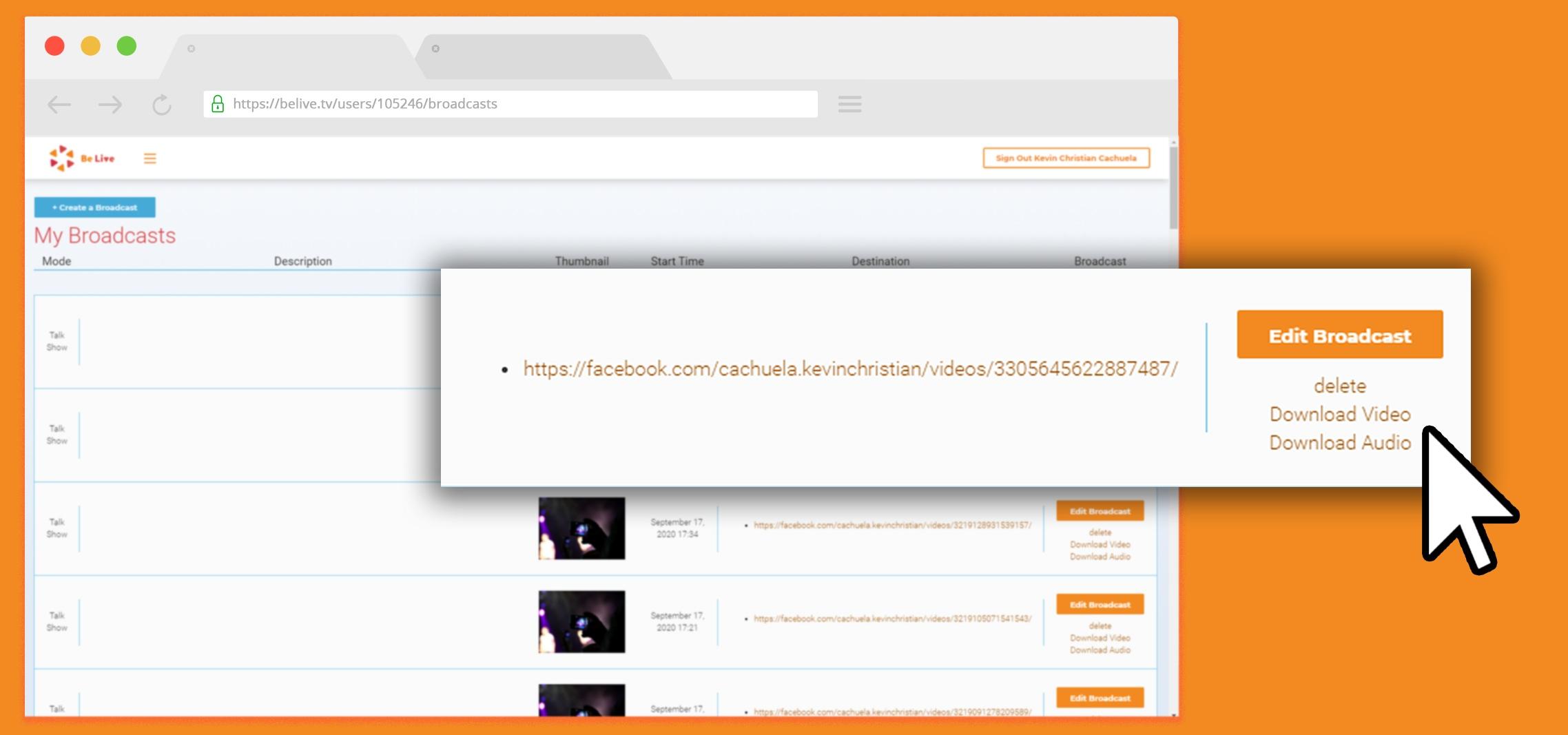 download-facebook-live-video-belive